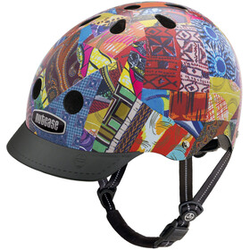 Nutcase Street Bike Helmet colourful